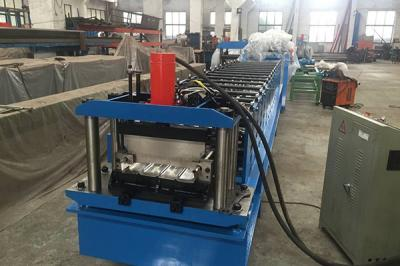 Bemo (Standing Seam) Panel Roll Forming Machine