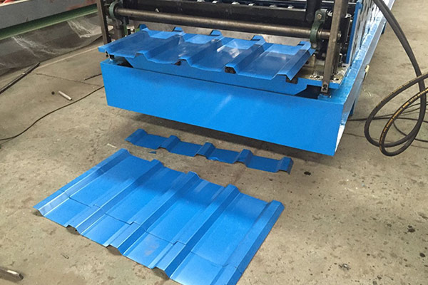 Combo Roll Forming Machine/Double Layer Roll Forming Machine