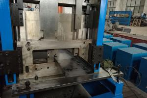 CZU Purlin Roll Forming Machine