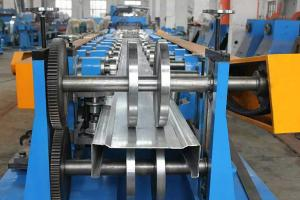 Heavy Gauge (Heavy Duty) Purlin Roll Forming Machine