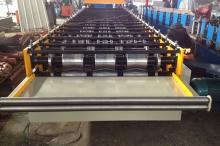 IBR Roof Sheet Roll Forming Machine