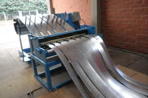 Simple Steel Slitting Line