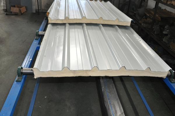 Pu Sandwich Panel Production Line, Pu Sandwich Panel Machine