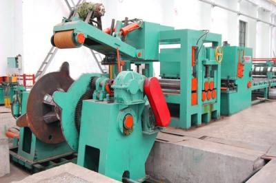 Hot Roll Steel Slittig Line