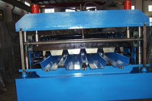 Roof Deck Roll Forming Machine