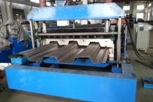 Steel Deck Roll Forming Machine