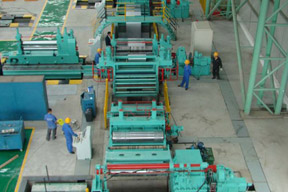 Cold Roll Steel Slitting Line